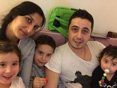 Family of Halil Kiris which won the fight with barnevernet!
