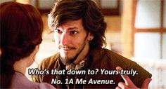 """""""Mathew Baynton in Bill """" Mathew Baynton, Horrible Histories, Like Quotes, History Memes, Daddy Issues, Films, Movies, Ghosts, Comedians"""