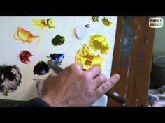 ▶ Painting Lesson - Colour Mixing Webinar Replay - YouTube