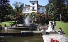 Prachtige tuin om in te trouwen en een fantastisch mooie authentieke Villa Muggia