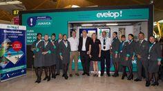 Operarán vuelos directos entre Madrid y Jamaica