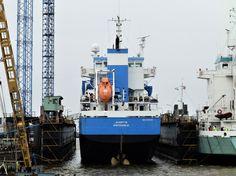 http://koopvaardij.blogspot.nl/2017/05/4-mei-2017-arriveerde-vanuit-dordrecht.html    4 mei 2017 arriveerde vanuit Dordrecht in Delfzijl, waarna ze werd gedokt bij Koninklijke Niestern Sander B.V. JEANETTE
