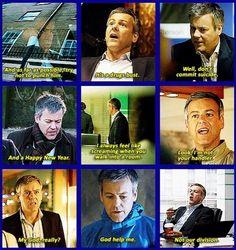 ":3 Lestrade ="" George Clooney of Sherlock"""