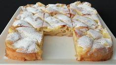 Připravte si hrnkový jablečný koláč s krémem, který si zamilujete!