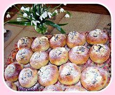 Klasické tvarohové koláčky