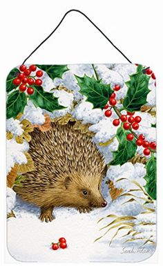 Hedgehog and Holly Wall or Door Hanging Prints ASA2030DS1216 Caroline's Treasures http://www.amazon.co.uk/dp/B017E3QAE0/ref=cm_sw_r_pi_dp_3TgKwb1S5MR5K
