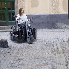 Bead Electric Wheelchair Motorbike - Wheelchair-Motorcycle.com