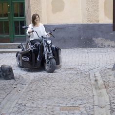 Bead Electric Wheelchair Motorbike - Wheelchair-Motorcycle.com