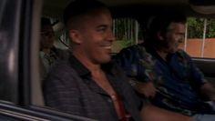 "Burn Notice 4x02 ""Fast Friends"" - Michael Westen (Jeffrey Donovan), Sam Axe (Bruce Campbell) & Jesse Porter (Coby Bell)"