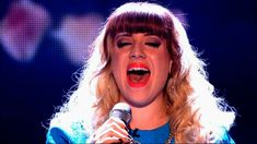 The Voice UK 2013   Leah McFall sings 'Loving You' - The Live Final - BB...