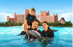 Atlantis - Paradise Island.  Bahamas.   Log onto RebateBlast's site for money-saving deals.