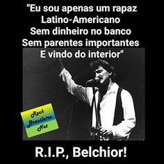 RockBrasileiro.Net: Belchior - Memorial