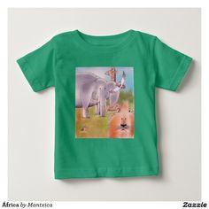 África T-shirts