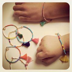 Anni Lu bracelets for children, www.Be-fashionable.com