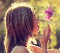 The flower told her that her mother wasn't coming back; told her that she needed to be very strong now