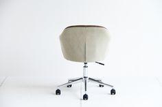 デスクチェア DBE×BE / Desk Chair DBR×DBE [CH-2800DBR-BE]
