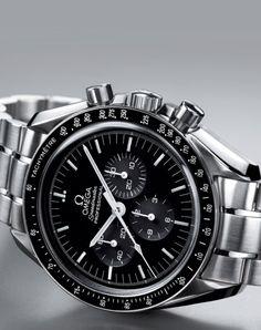 Omega Speedmaster Moonwatch ref. 35705000... Lo speed