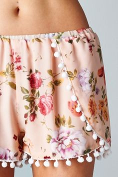 Shiloh Shorts in Pink