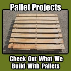 6 Simple Tips To Find Free Pallets and Reclaimed Materials | Old World Garden Farms