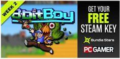 PC Gamer Free Steam Key to 8bitboy