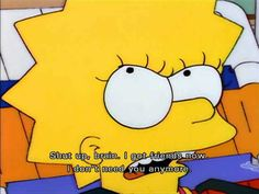 The 100 Best Classic Simpsons Quotes Bart of Darkness