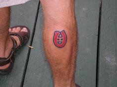 Logo des Canadiens sur le mollet, soumis par John Boggia / Habs logo on calf submitted by John Boggia