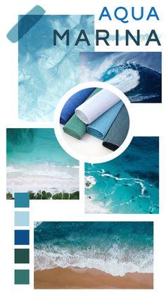 Set hârtie creponată - Aqua Marina - la un preț atrăgător🤩 Aqua, Creative, Water