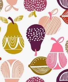 print & pattern: FABRICS - wendy kendall