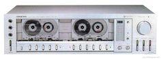 Onkyo TA-W80 Double Cassette Deck (1981-83)