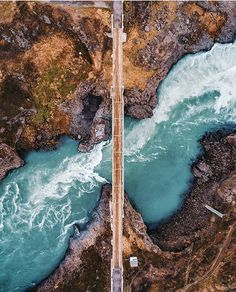 Bridge over Goðafoss  Photo by @ryanbrien ! #MyStopover