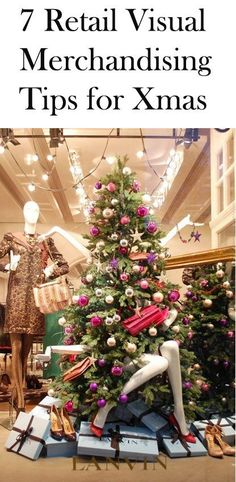 Visual Merchandising Tips for Retailers for Christmas