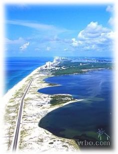 Perdido Key, Florida -- what a BEAUTIFUL place!!! Just GORGEOUS!!! :) :) :)