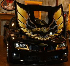 What's old is new, 2014 - 2015 Pontiac Firebird Trans Am