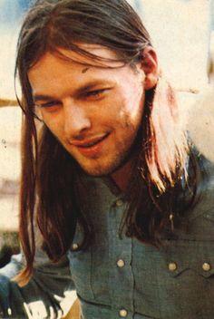 My favorite guitarist David Gilmour