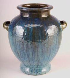 Fulper Pottery Vase. Form Number 490.