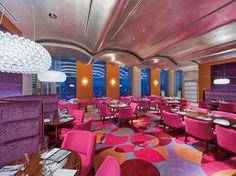 東京アメリカンクラブ(TOKYO AMERICAN CLUB) パーティもできるレストラン