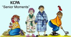 """Special Senior Discount Offered for Dinner Theatre Entitled """"Senior Moments"""" at KCPA"""
