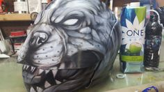 Custom Paint, Airbrush, Coconut, Pure Products, Painting, Air Brush Machine, Painting Art, Paintings, Painted Canvas