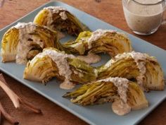 Braised Cabbage : Recipes : Cooking Channel one of my all time favorite cabbage recipes, I make it every st. Vegetable Sides, Vegetable Recipes, Irish Recipes, Irish Meals, Scottish Recipes, Fall Recipes, Braised Cabbage, Roasted Cabbage, Cooking Recipes