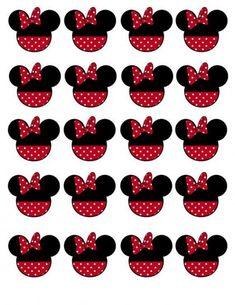 Decoration Minnie, Minnie Mouse Birthday Decorations, Mickey Party, Mickey Mouse Birthday, Pirate Party, Mickey Minnie Mouse, Mickey Mouse Classroom, Birthday Cupcakes, 2nd Birthday