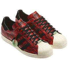 b97d382d7d04 image  adidas Superstar 80s Chinese New Year Shoes Q35133 Superstars Shoes