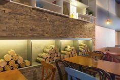 Paredes y pisos de estilo Rústico por PANESPOL, Surface Lovers
