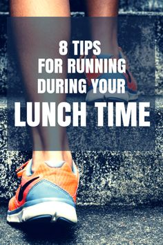 8 tips for running during your lunchtime How to run during your lunch break cleaning up after a workout and exercise health and fitness Running For Beginners, How To Start Running, How To Run Faster, Running Workouts, Running Tips, Fun Workouts, Running Routine, Workout Tips, Beginner Workouts