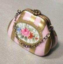 Limoges Pink Bag - love it