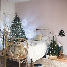 Kinderzimmer Wohnideen Möbel Dekoration Decoration Living Idea Interiors home nursery - Kinder scandi-Stil festlichen Schlafzimmer