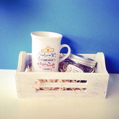 Taz + infusor + té en caja de regalo para #DíadelasMadres