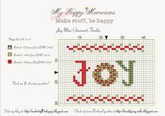 Comment ne pas aimer tous les petits motifs de Noël... http://makestuff-behappy.blogspot.fr/2013/11/warming-up-for-christmas.html