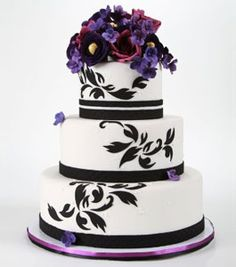 Half Baked: The Cake Blog, cake by Flour Confections