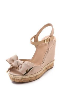 Cutest. wedges. ever!