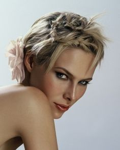 Chic Summer Braided Hair Style 2014